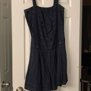 Marc by Marc Jacobs Navy Summer dress Large